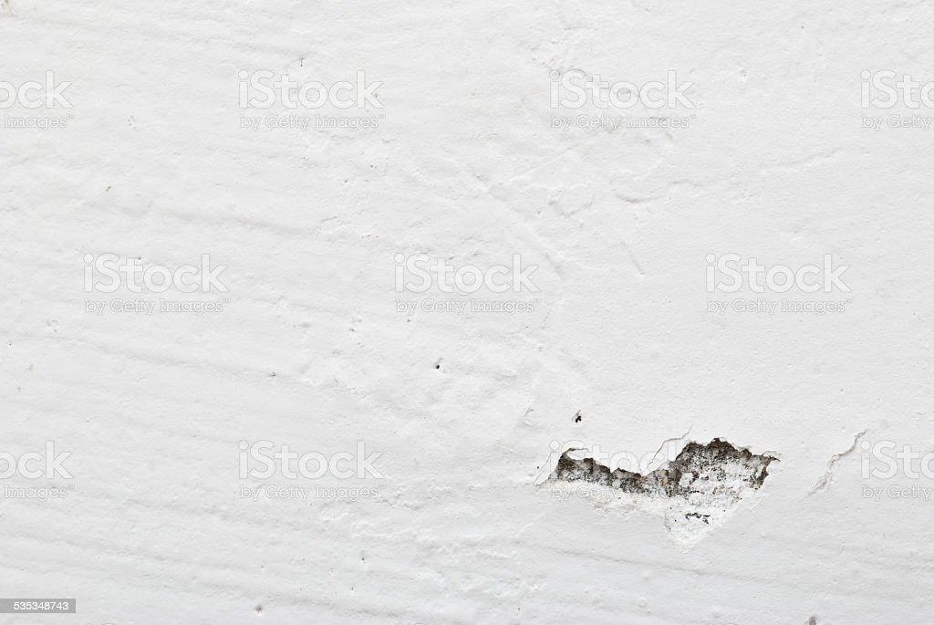 De pared blanco foto de stock libre de derechos