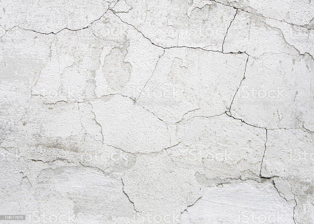 White wall texture stock photo