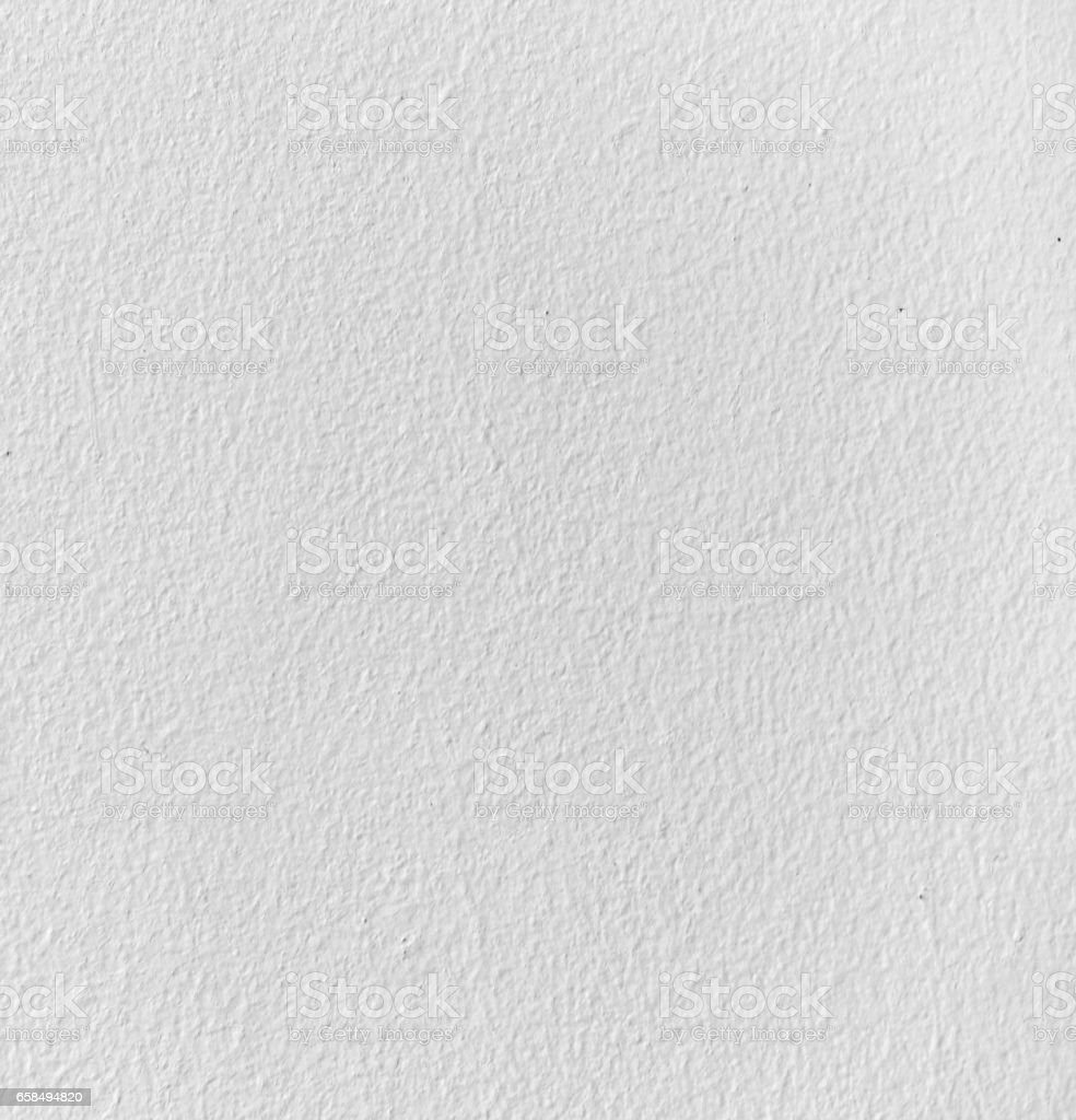 White wall texture surface, seamless background stock photo