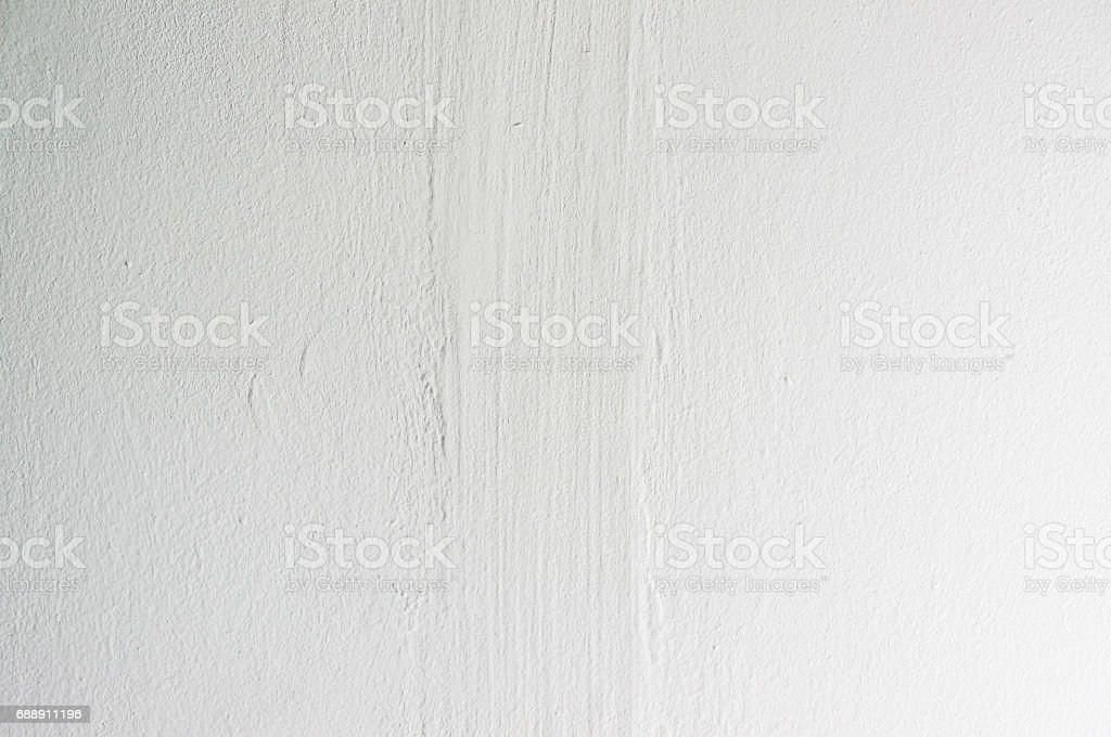 White wall texture with paint background stock photo