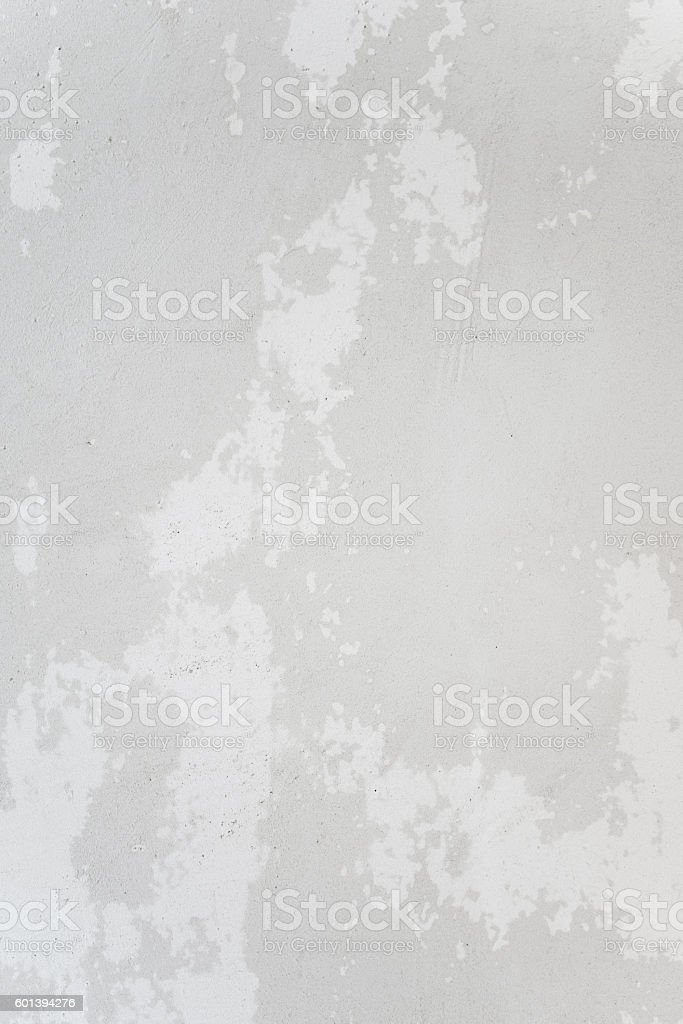 White wall with plaster background stock photo