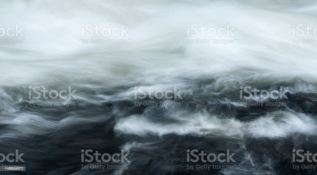 white water (rapids) background royalty-free stock photo