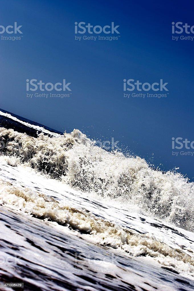 White Water royalty-free stock photo