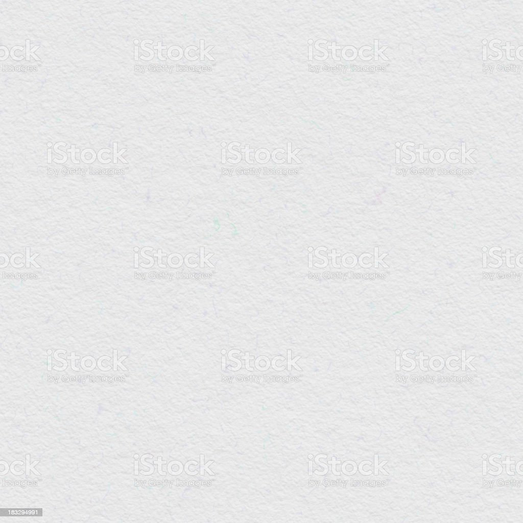 White Watercolor Paper (High Resolution Image) royalty-free stock photo