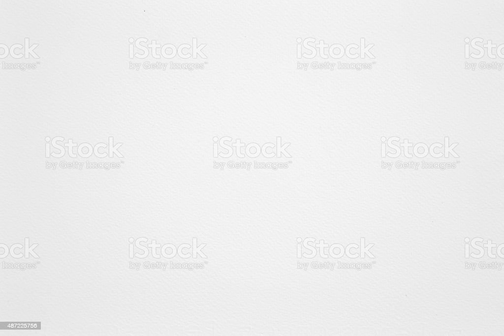 white watercolor paper texture background stock photo
