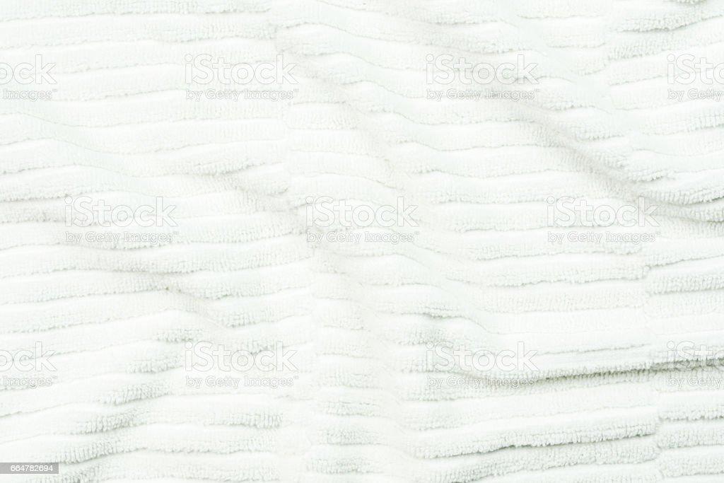 white wavy carpet stock photo