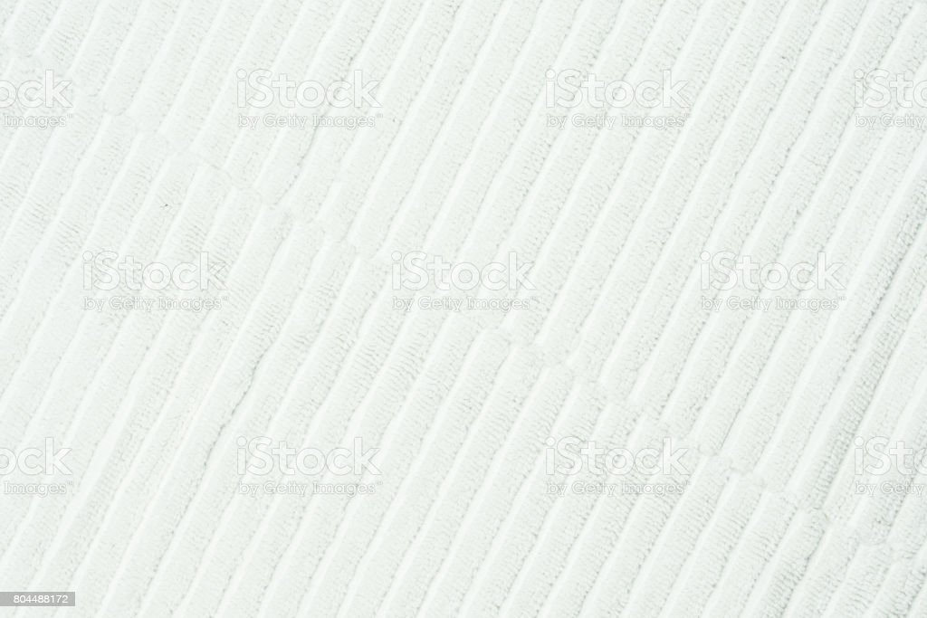 white wavy carpet stock photo