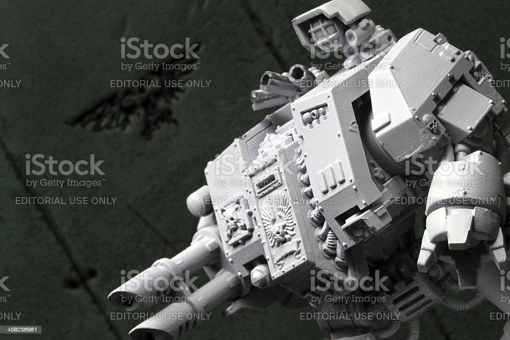 White Weapon stock photo
