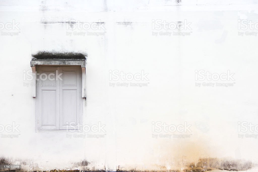 white window royalty-free stock photo