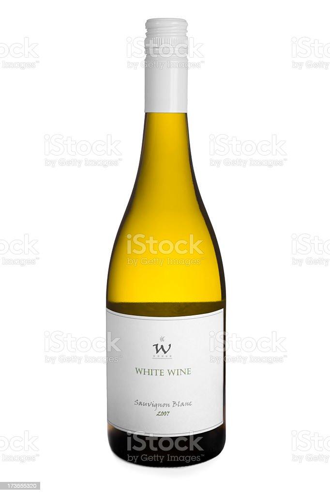 White Wine XXL royalty-free stock photo
