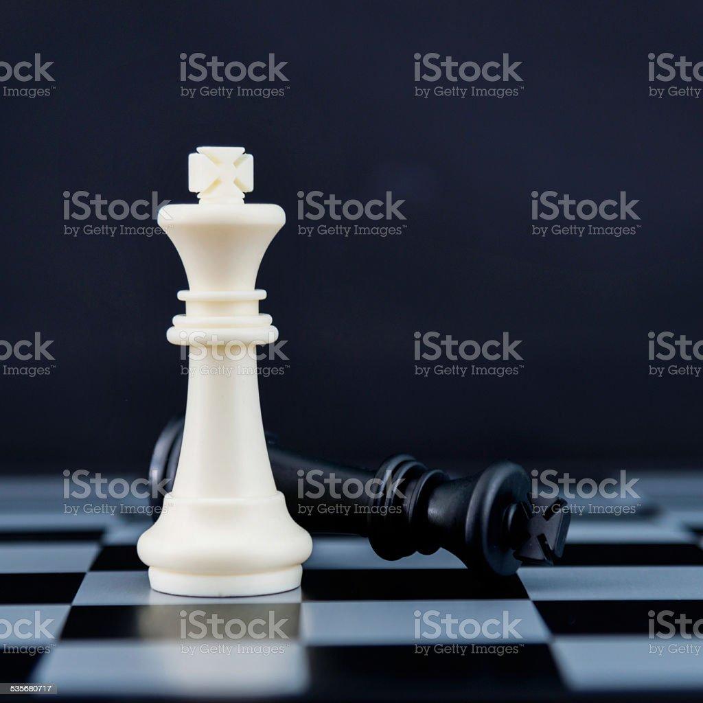 white wins stock photo