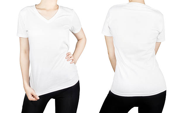 Front and back white shirt shirts rock for White t shirt template front and back