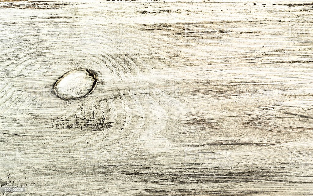 White wood background texture from wooden plank. stock photo