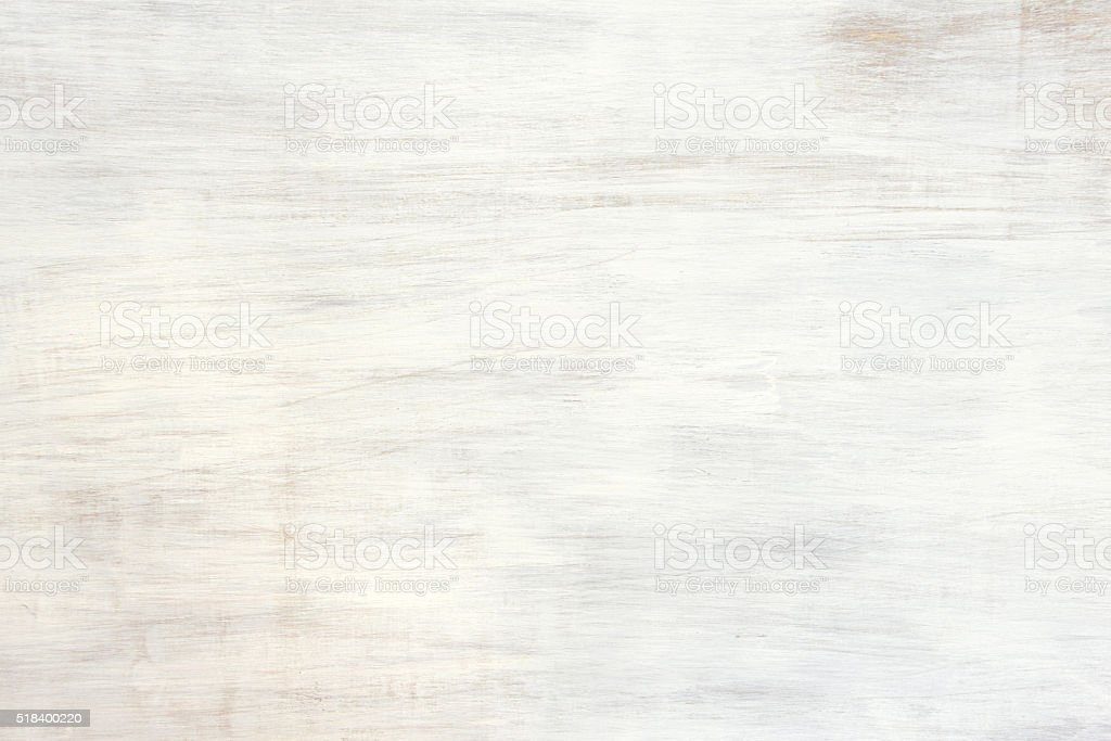 White wood painted roughly texture stock photo