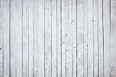 White wood plank background