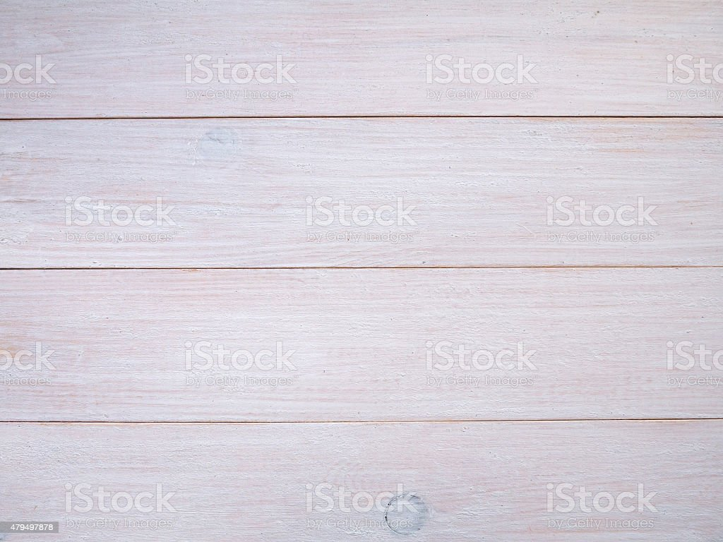 White wooden painted planks background stock photo