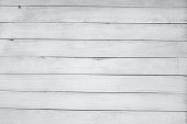 White Wooden Texture, Natural Pattern Background