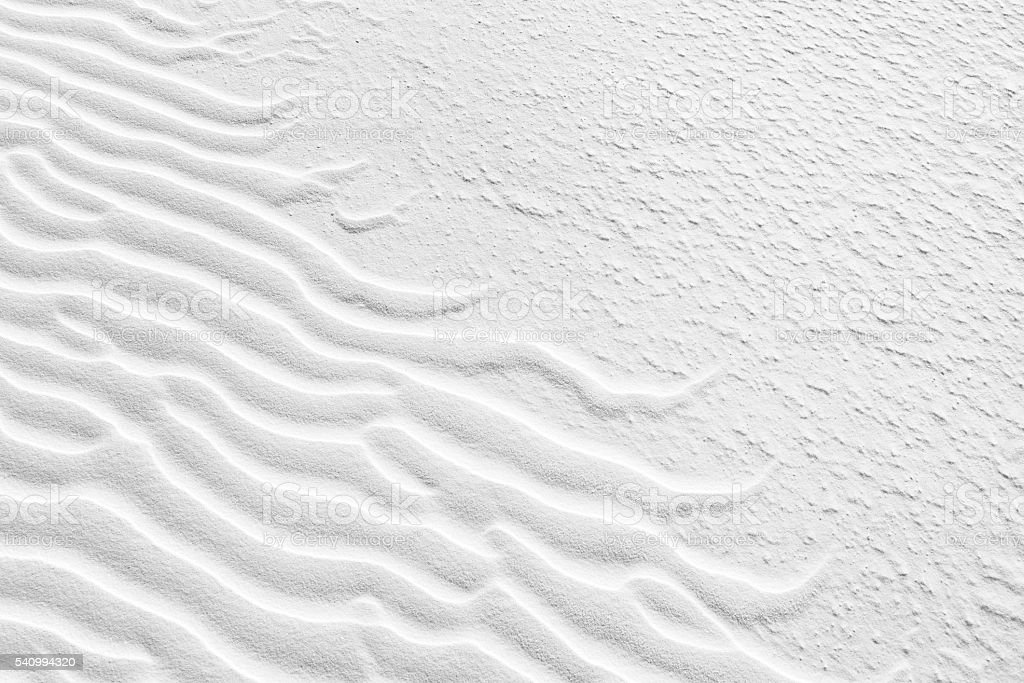 Whitesands Texture stock photo