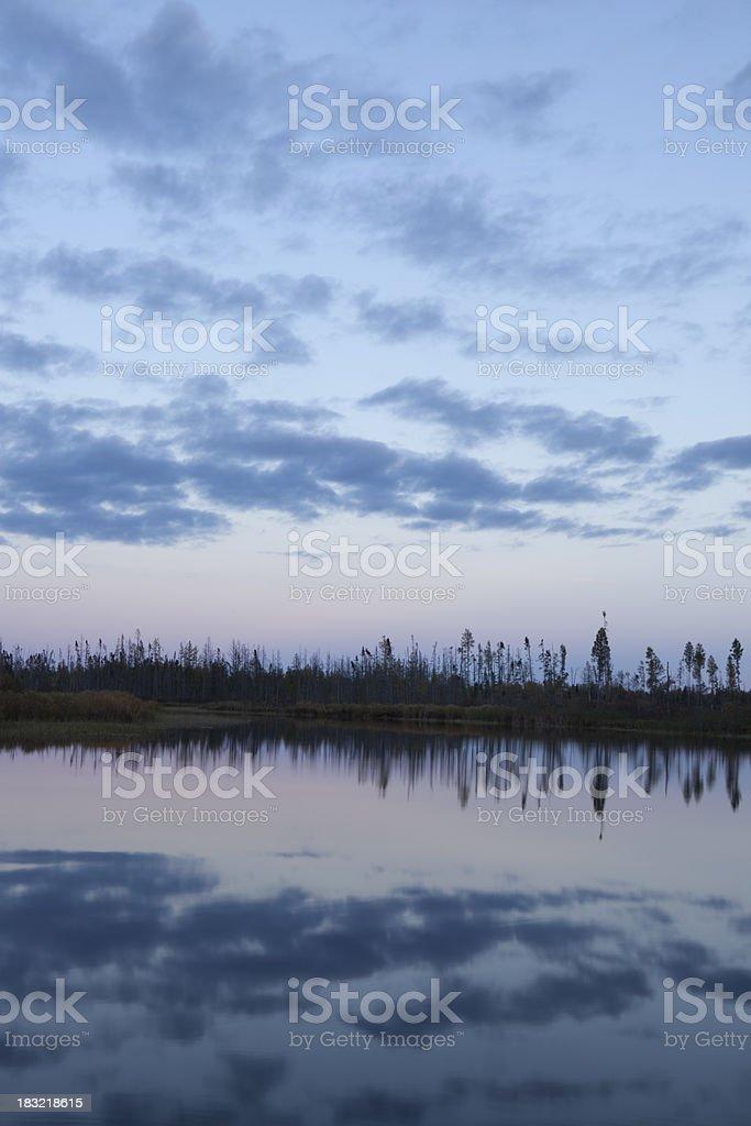 Whiteshell Provincial Park, Manitoba royalty-free stock photo