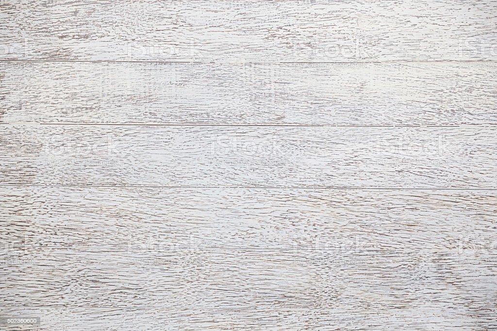Whitewashed wood texture stock photo