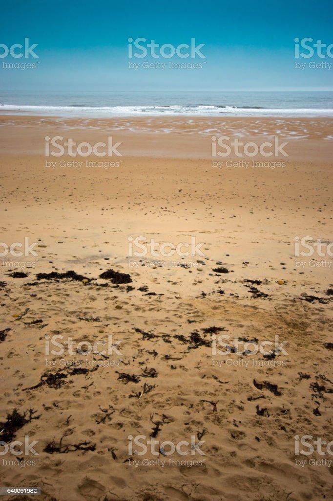 Whitley Bay stock photo