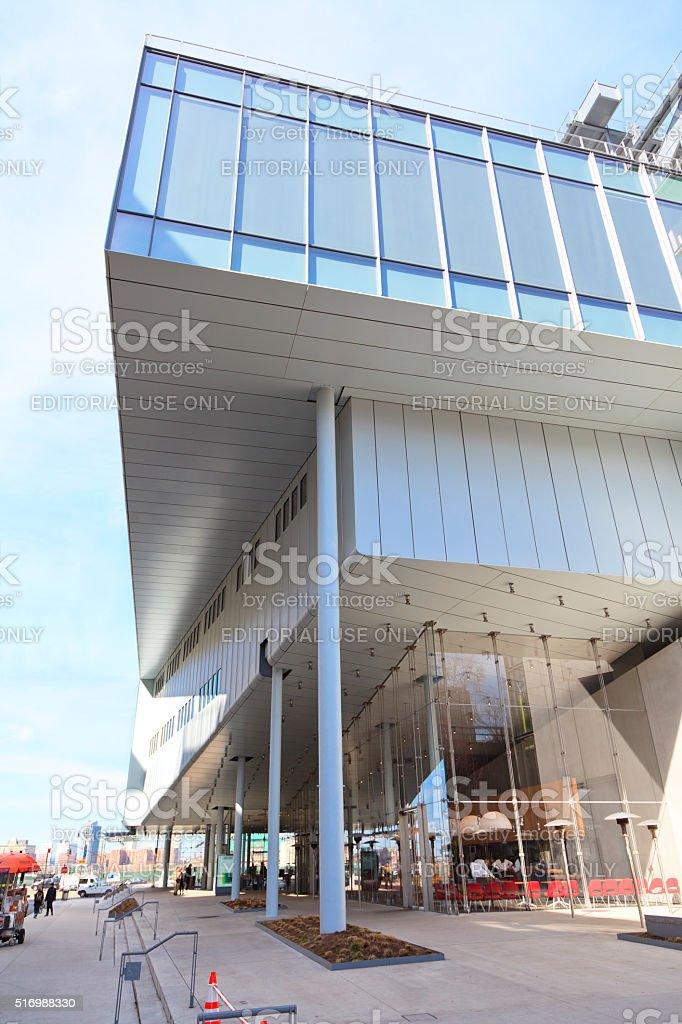 Whitney museum stock photo