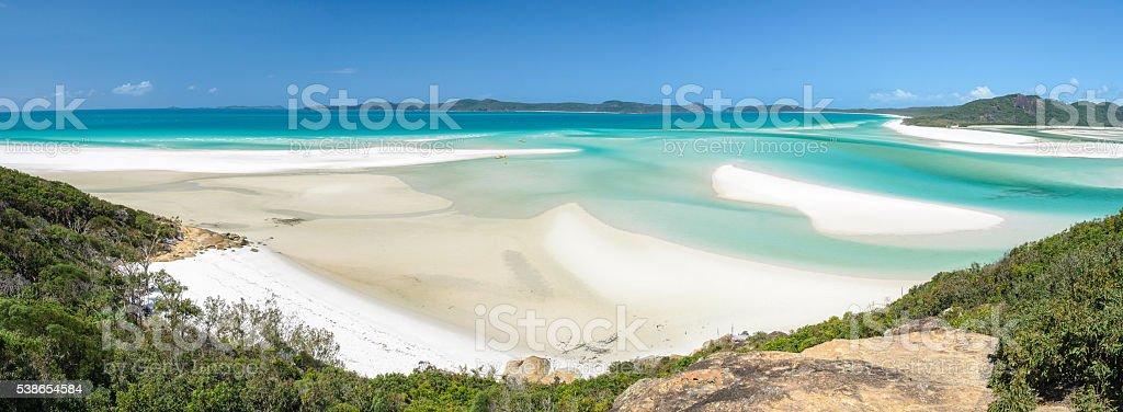Whitsundays stock photo