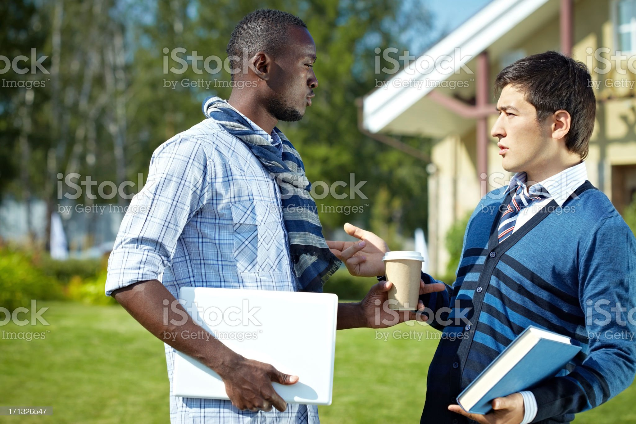 Who are you, man? royalty-free stock photo