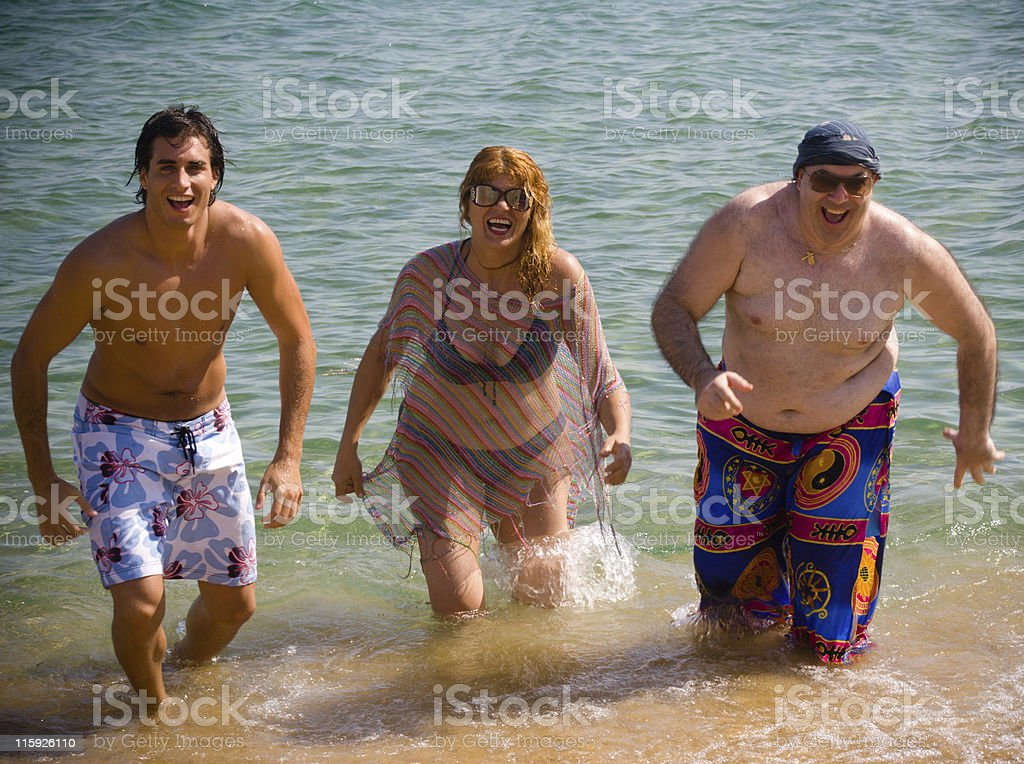 Who is first? stock photo