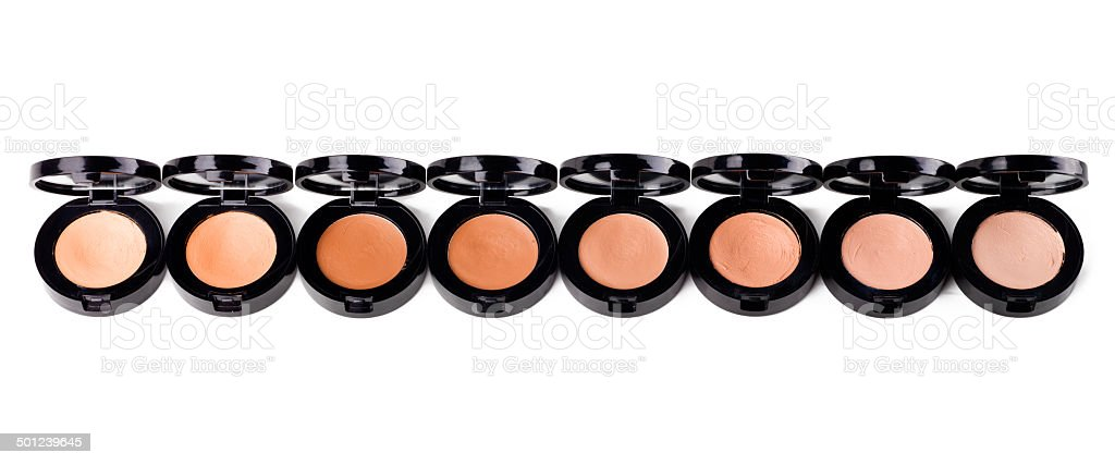 Who knew beige came in so many shades? stock photo