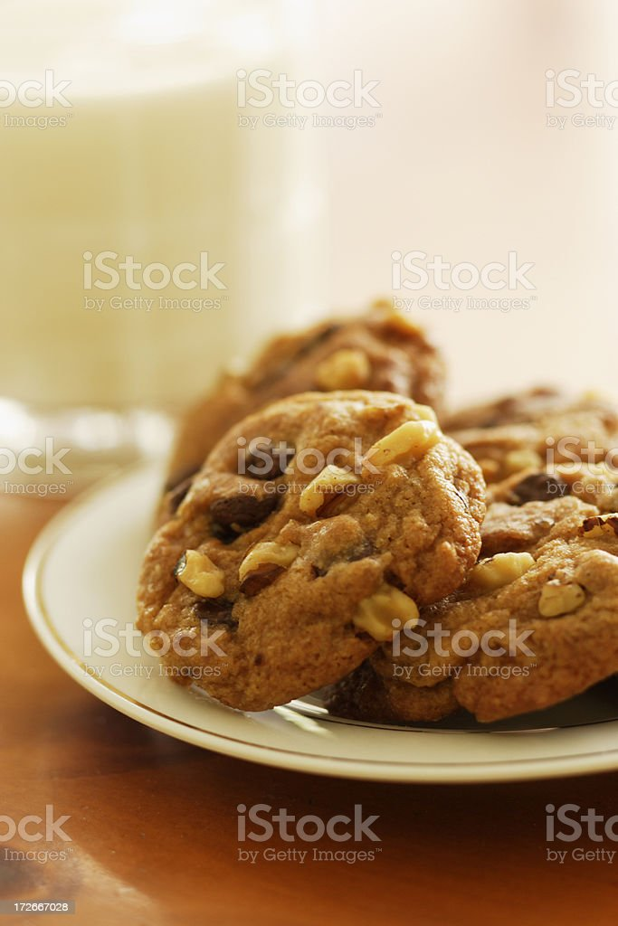 Who Wants Cookies royalty-free stock photo