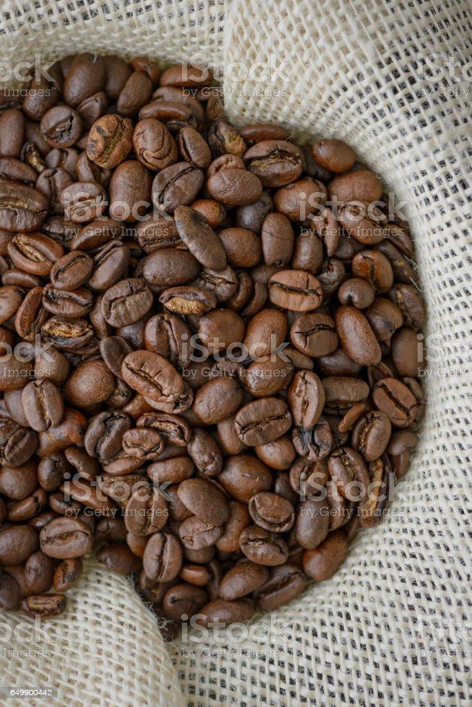 Whole Coffee Beean stock photo