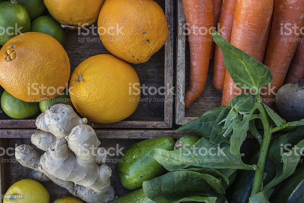 Whole foods stock photo