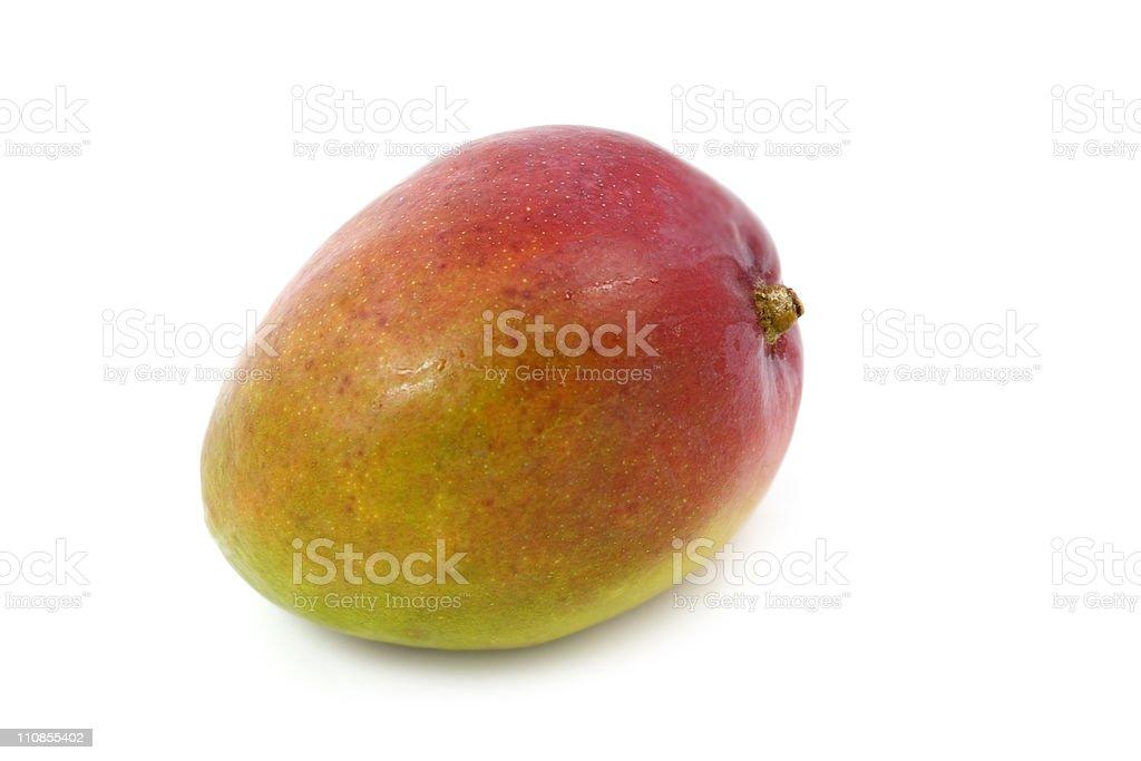 Whole Mango stock photo