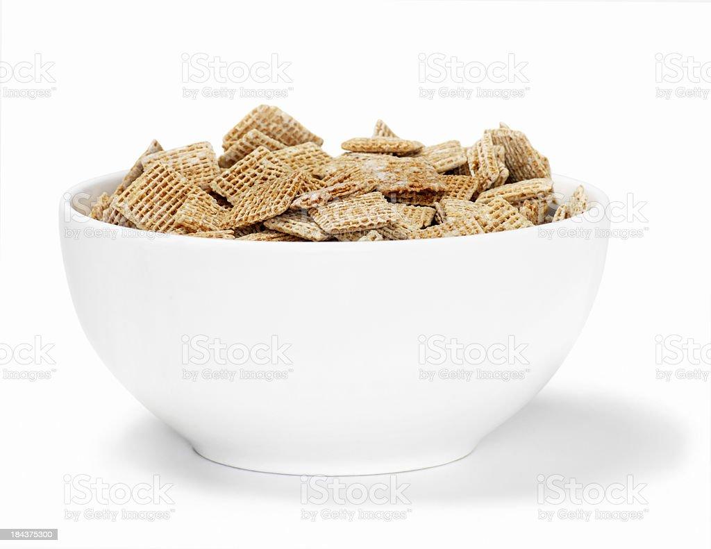 Wholegrain Honey Breakfast Cereal stock photo