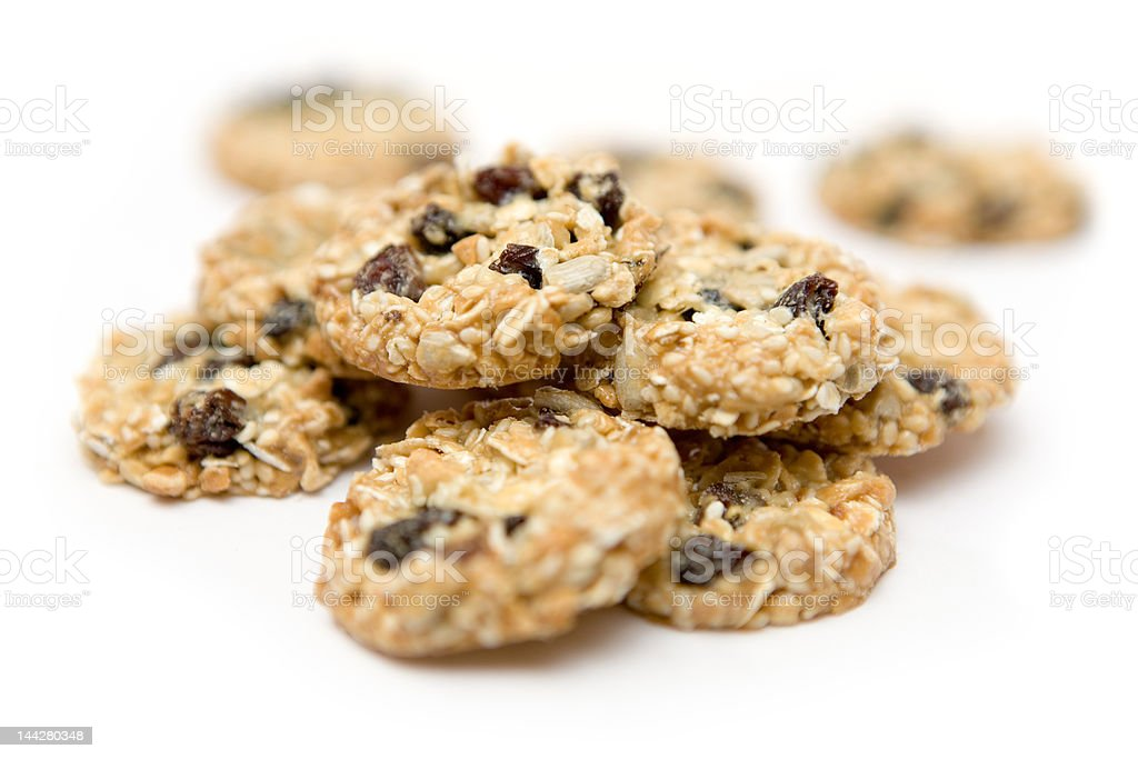 Wholesome Cookies royalty-free stock photo
