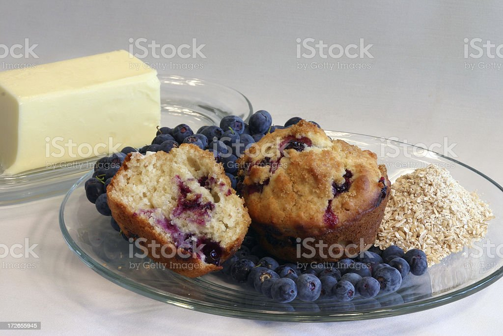 wholesome ingredients stock photo