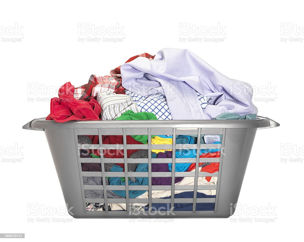 who's doing the washing royalty-free stock photo