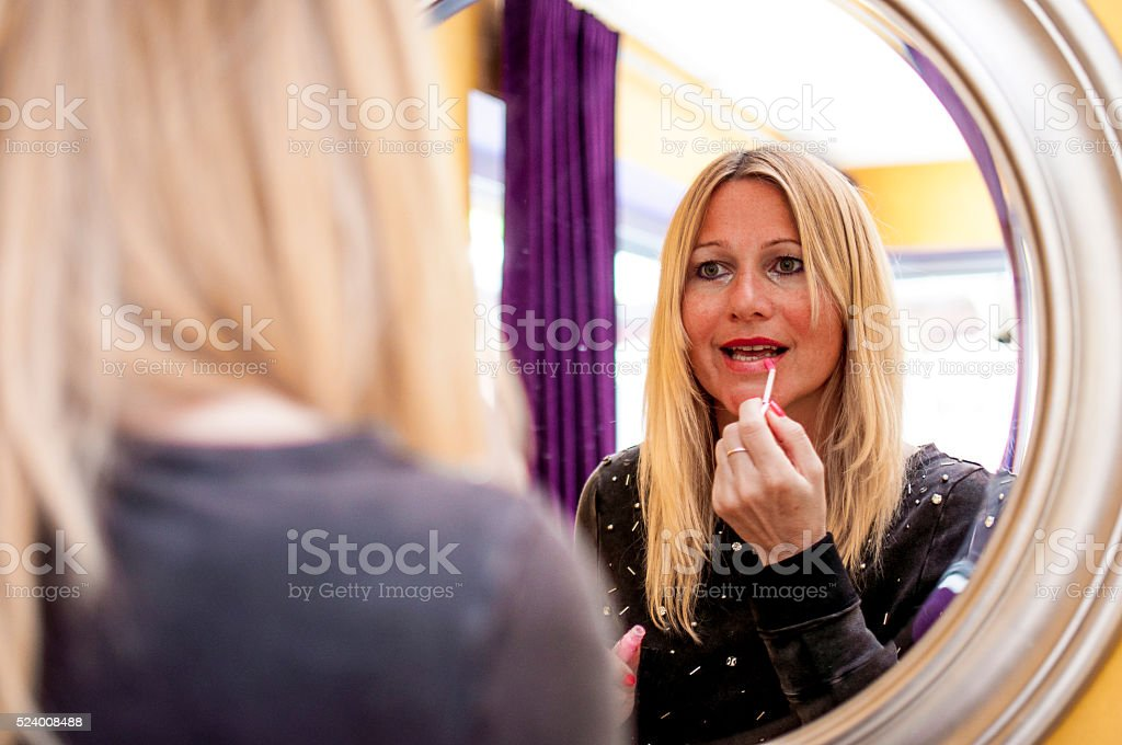 Who's the fairest of them all? stock photo