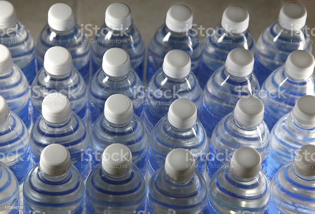who's thirsty royalty-free stock photo