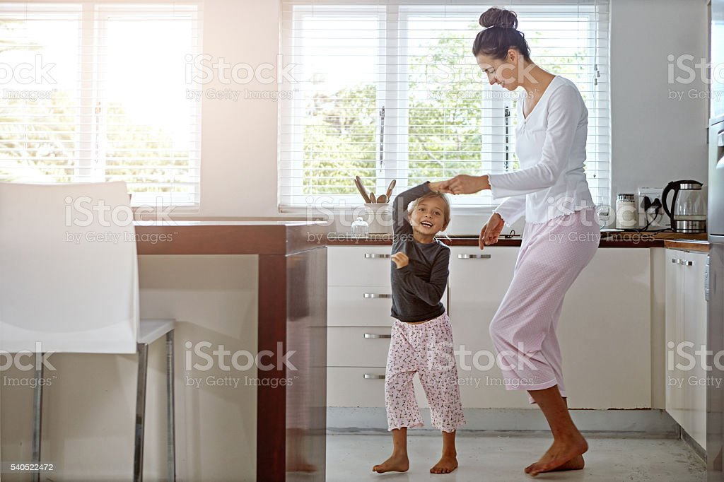 Why be boring when you can shake your booty stock photo