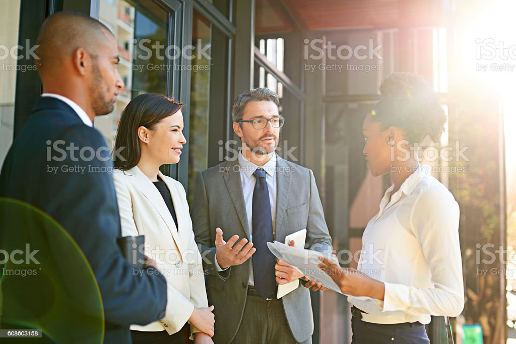 Why don't we try a new approach? stock photo