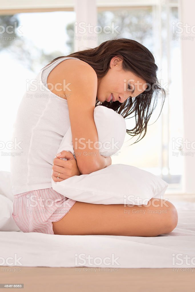 Why must it be so painful? royalty-free stock photo