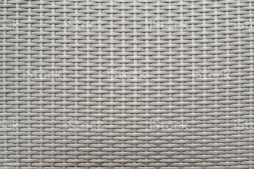 Wicker background in high detail stock photo