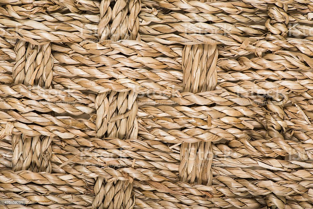 wicker basket background royalty-free stock photo