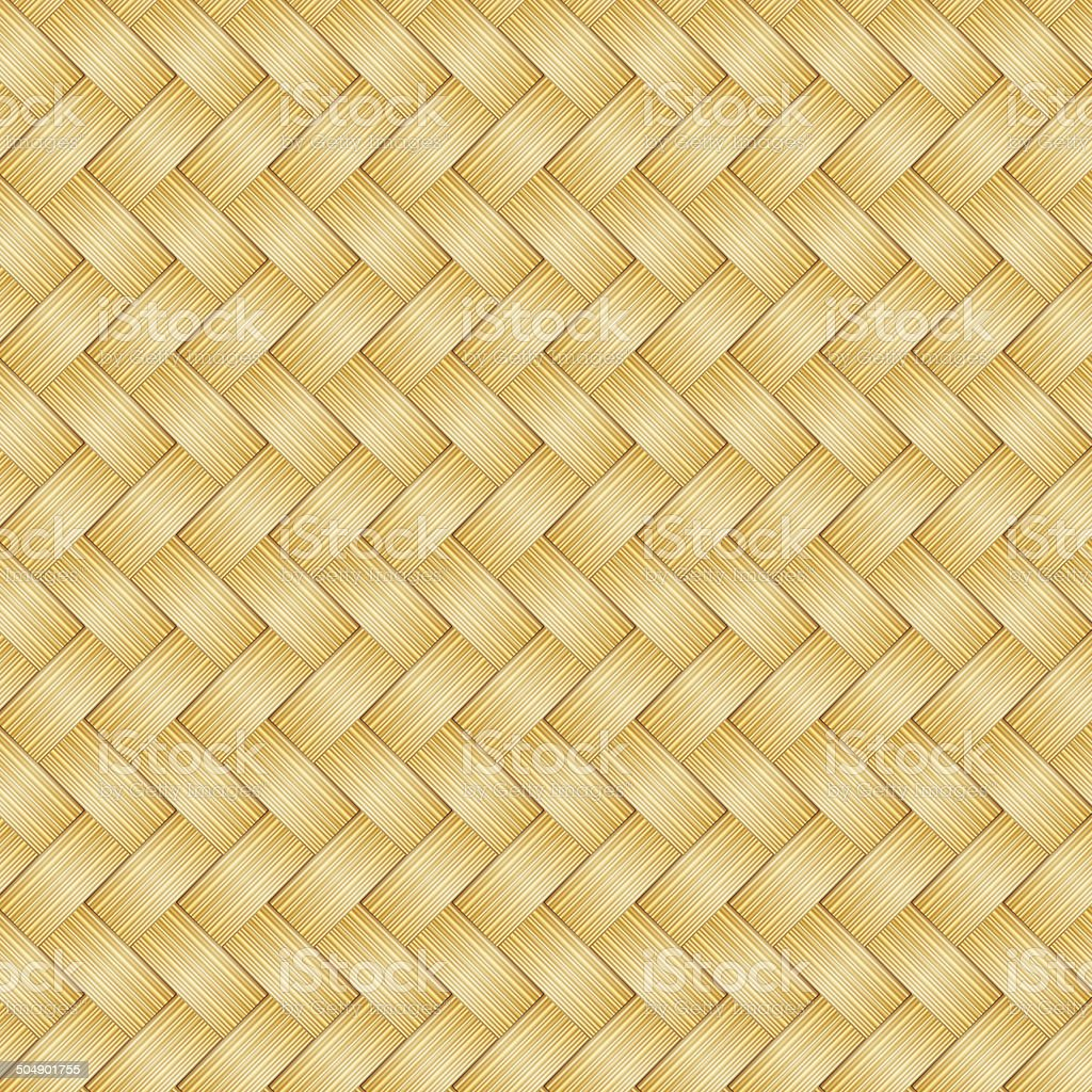 Wicker royalty-free stock photo