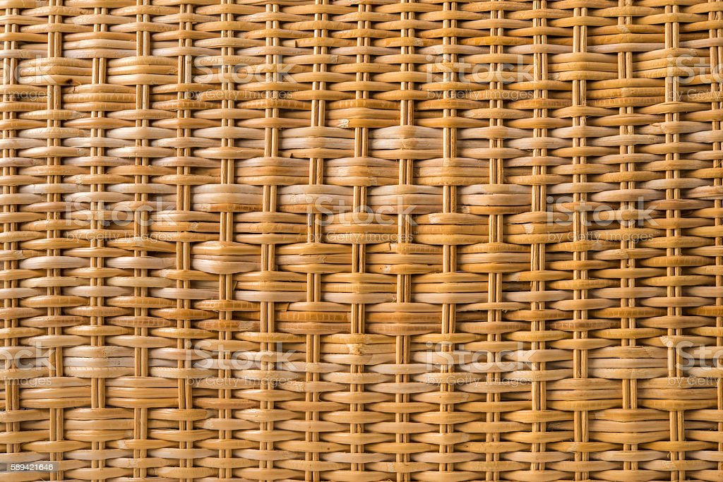wicker wood texture stock photo