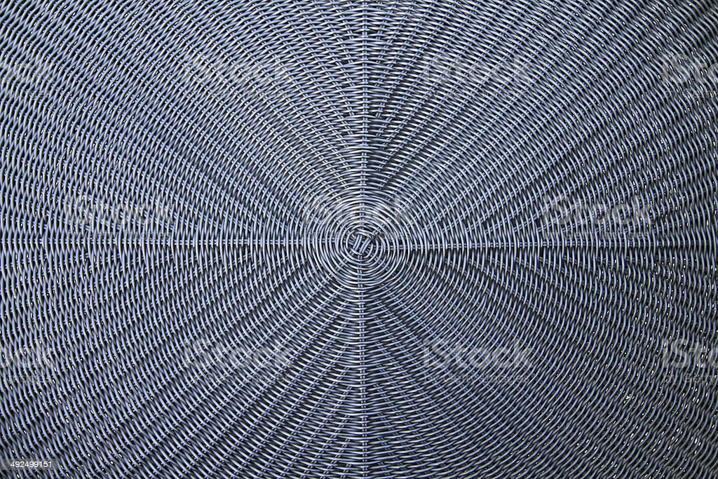 Wicker woven texture royalty-free stock photo