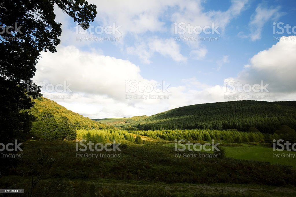 Wicklow, Ireland royalty-free stock photo