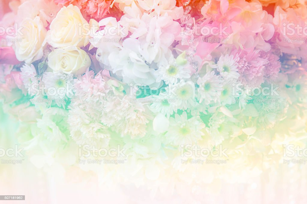 Widding Flowers stock photo
